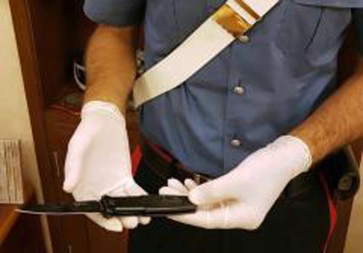 Vomero: arrestato dai carabinieri l'autore dell'accoltellamento di un  17enne