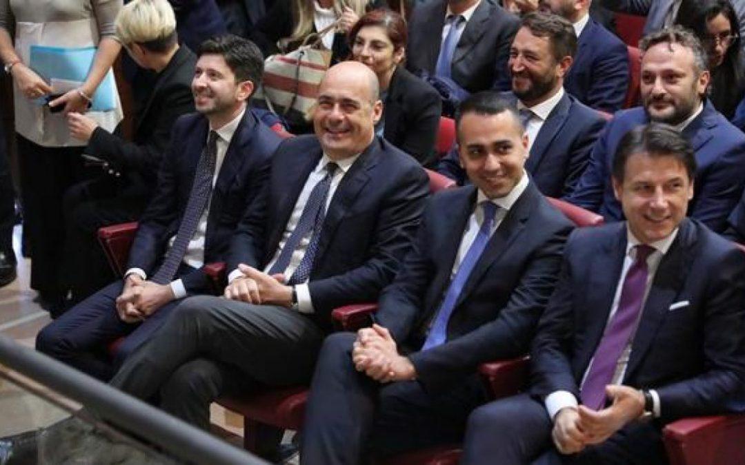 L'editoriale del direttore Roberto Napoletano Un mandato popolare per cambiare le teste della politica e delle aziende pubbliche