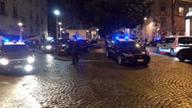 Napoli, controlli dei carabinieri contro illegalità diffusa e reati di maggior allarme sociale