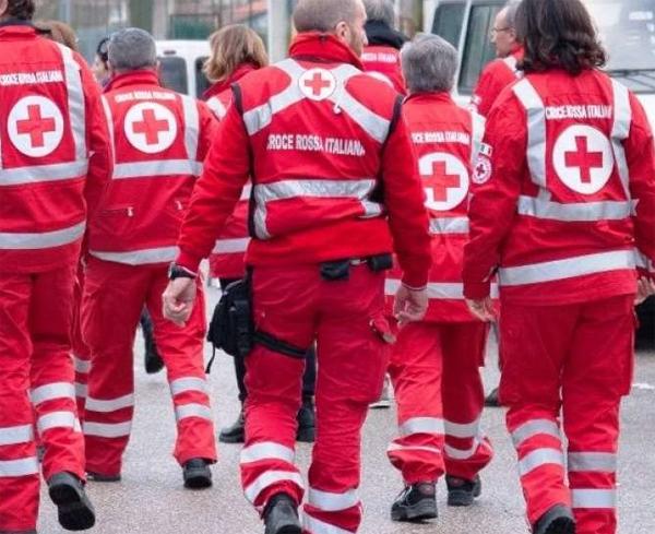 EmerCampania, in campo mille volontari della Croce Rossa