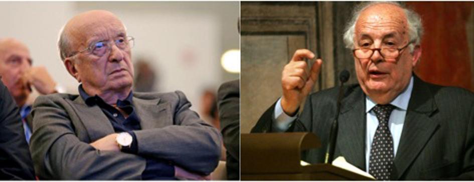 Alla vigilia della visita del presidente Conte botta e risposta tra i due ex esponenti della Dc, De Mita e Bianco