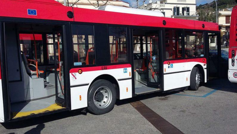 Trasporti: ad Eav assegnati 132 nuovi autobus