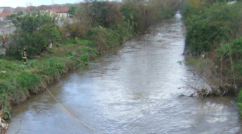 Salerno,144 denunciati e 41 scarichi abusivi nel fiume Sarno