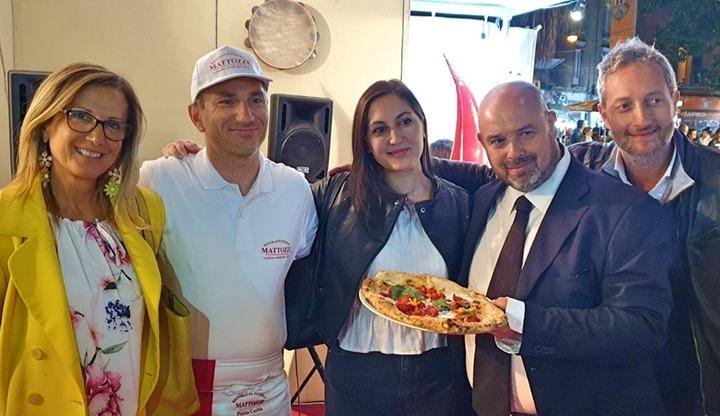A Napoli Peperoncino Fest 2019, presentata nuova elaborazione di pizza