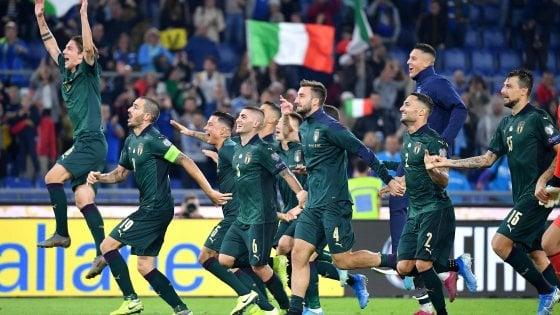 Ci sono i diritti Uefa: ogni partita dell'Italia alla Rai costa 3 milioni