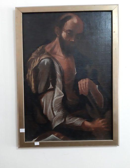 Trovati con un dipinto del '600 rubato, arrestati due antiquari a Reggio Calabria
