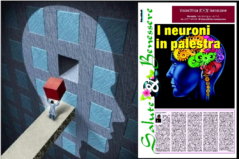 "Speciale Salute & Benessere ""I neuroni in palestra"""