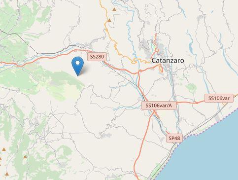 Terremoto magnitudo 4 in Calabria, gente in strada e scuole evacuate nel Catanzarese