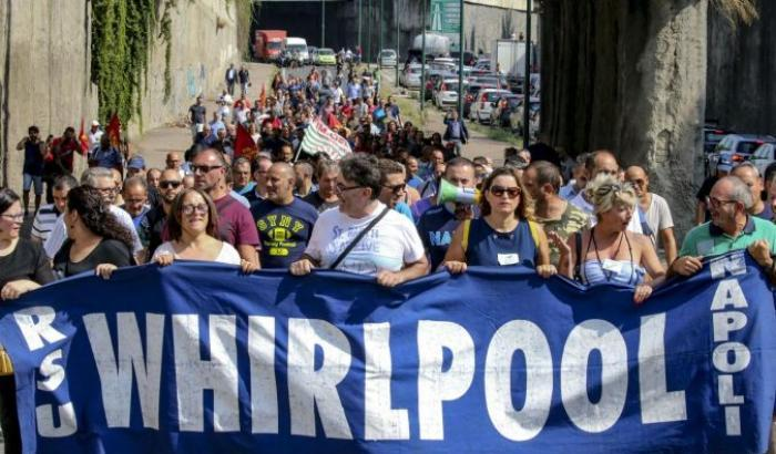 Whirlpool, via l'ultima multinazionale