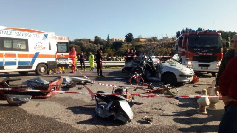 Ancora sangue sulla Statale 106 jonica: morti e feriti in un incidente in provincia di Reggio Calabria