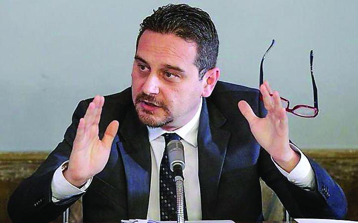 Alessandro Canelli, il leghista che non ti aspetti: «Serve solidarietà, anche se il Nord ci perde»