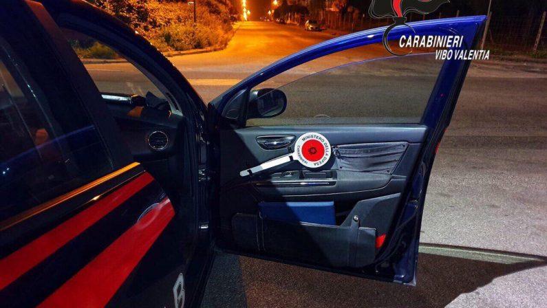 Guida sotto effetto di stupefacenti, deferito un uomo nel Vibonese