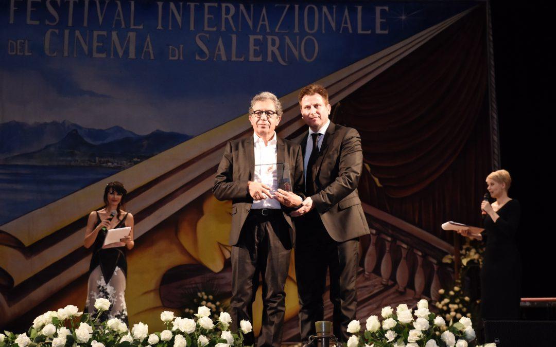 73º Festival Internazionale del Cinema di Salerno  Trionfo per l'attrice Morena Gentile