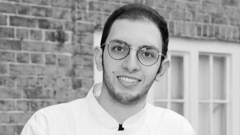 Cucina, giovane chef cosentino tra i primi sedici del Regno Unito