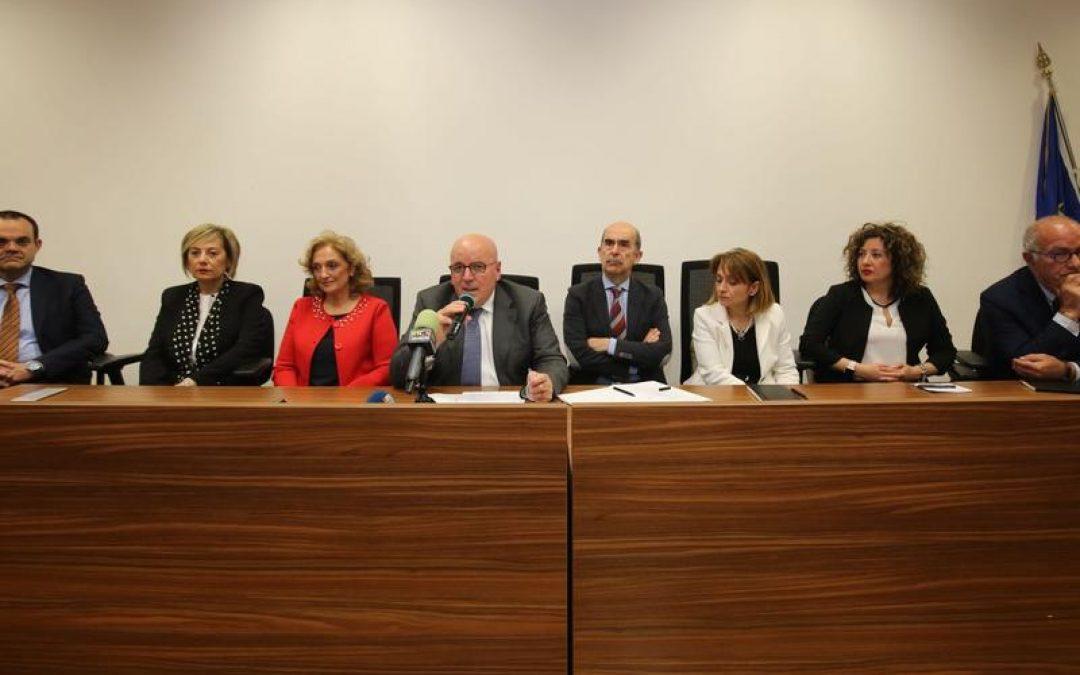 La Regione approva la rotazione dei dirigenti, operativa in due tranche il 16 novembre e l'1 gennaio