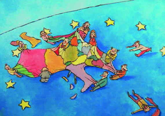 L'editoriale di Roberto Napoletano L'ALTRAVOCE dell'Italia No all'Unione bancaria tedesca