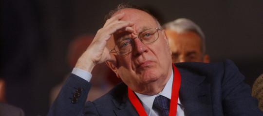 Rino Formica: «Anche l'Ilva finirà come Bagnoli, chiudere con una lite conviene a tutti»