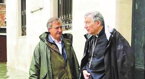 RAZZA PADANA – Le lacrime del sindaco Brugnaro accusano i falsi ambientalisti