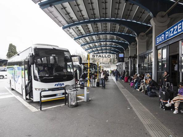 Roma, autobus da Tiburtina ad Anagnina: anche la Basilicata si ribella