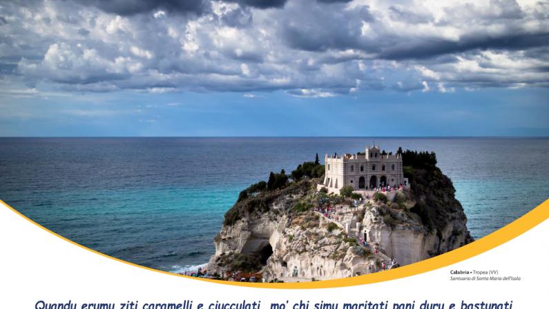 Il calendario 2020 del sindacato Unsic omaggia le bellezze di Tropea