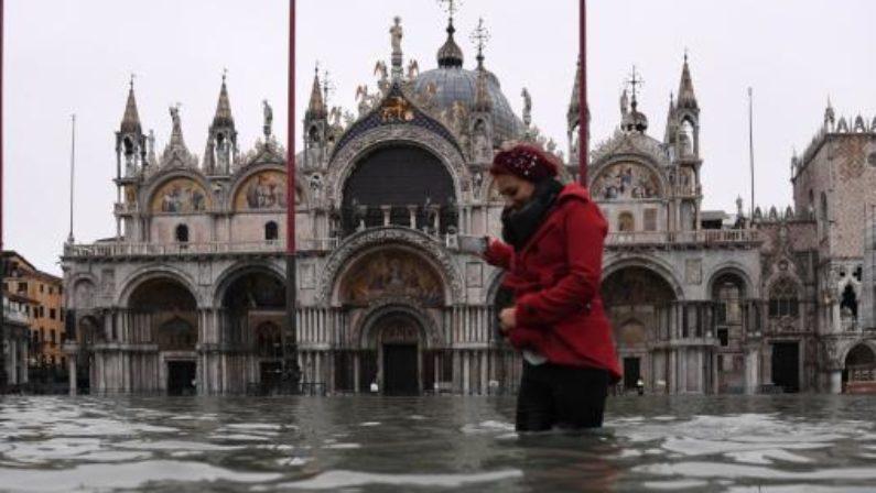 Se l'Italia è flagellata dai diluvi, il doppio piagnisteo abita al Nord