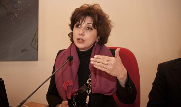 Vera Corbelli: «Rischio alluvioni e frane, al Sud il più alto d'Europa»