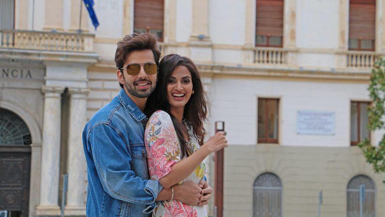Bollywood approda in Basilicata: un corto con miss India tra Potenza e provincia