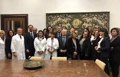 Femminicidio: Commissione parlamentare al Cardarelli