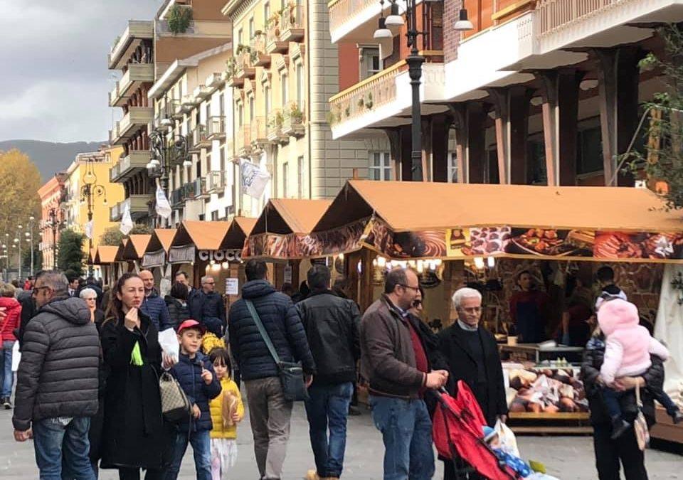 Successo ad Avellino la Festa del Cioccolato Artigianale
