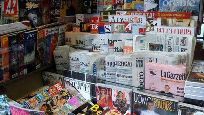 IL CORSIVO | L'intimidazione, i giornali e chi deve salvare vite