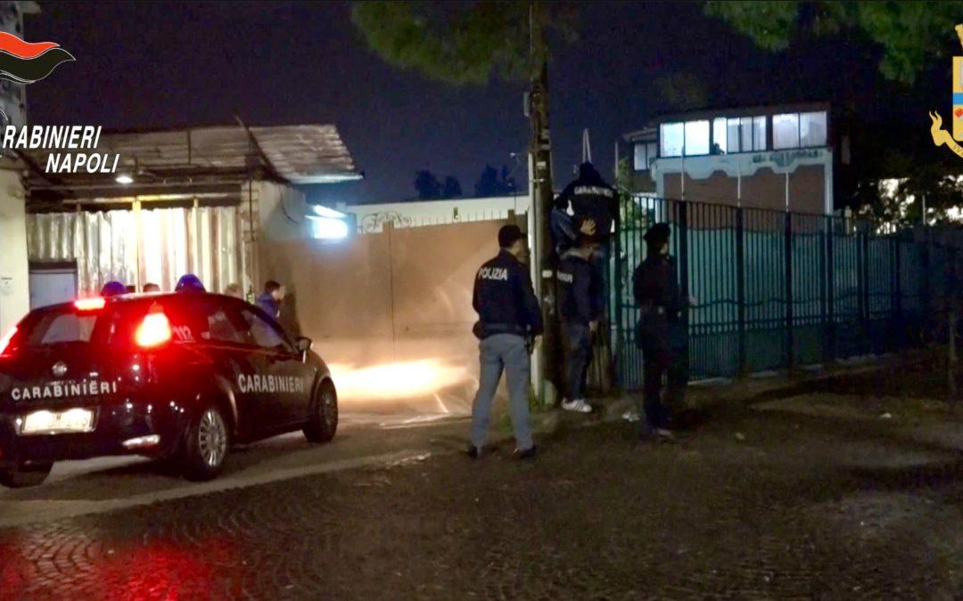 San Giovanni a Teduccio: arrestati altri 2 soggetti per l'omicidio Mignano davanti ad una scuola