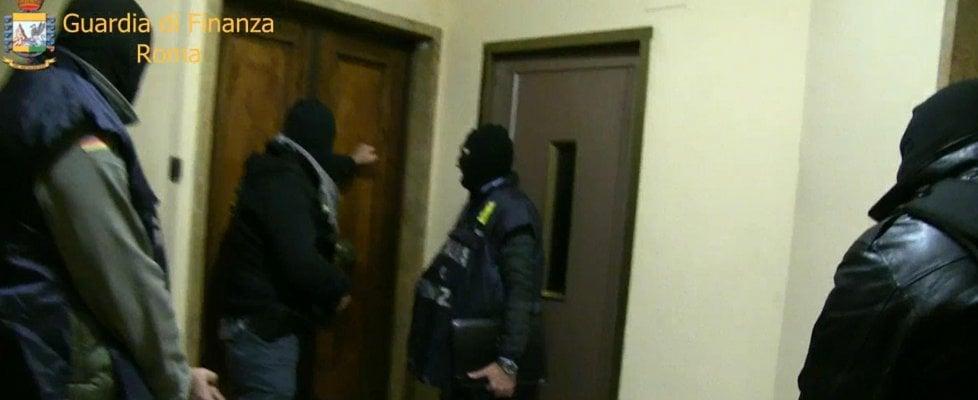 La 'ndrangheta nell'operazione di Roma contro il narcotraffico: 51 arresti, sgominata la banda di Diabolik