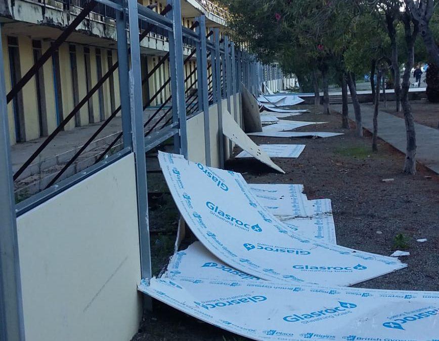 Nuovo raid vandalico nel Lido comunale di Reggio, devastato durante la notte