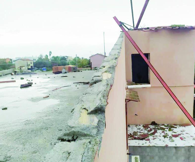 Maltempo, passato il nubifragio si contano i danni: Policoro la città più colpita
