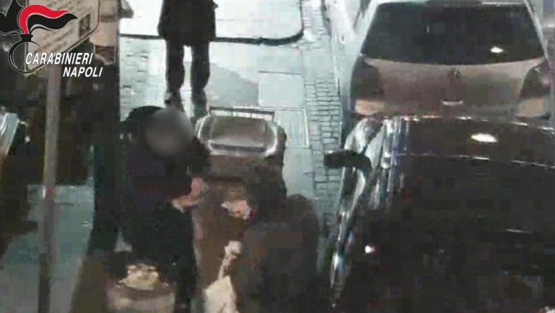 Napoli, 83 parcheggiatori abusivi denunciati e 36mila euro sequestrati