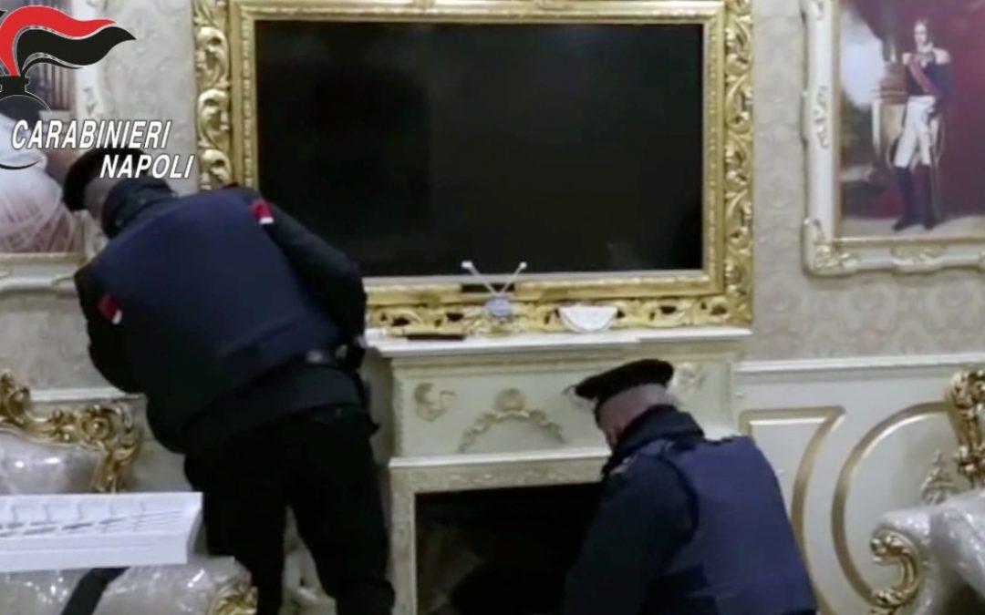 Carabinieri arrestano 36 persone per detenzione e spaccio di stupefacenti