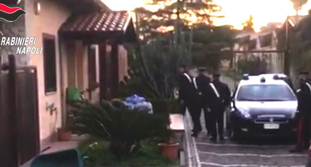 Arrestato latitante a Giugliano: aveva organizzato rapine in banca a Milano