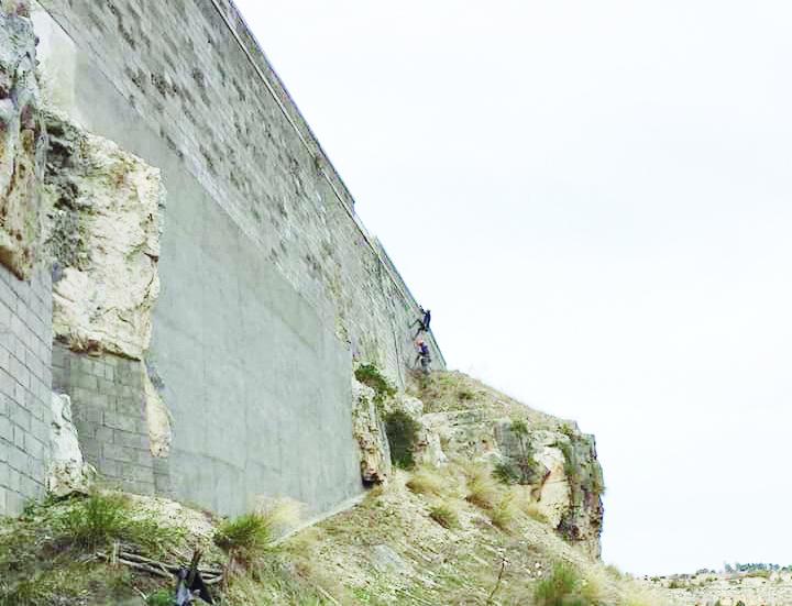 Matera, sul ponte tibetano il braccio di ferro tra Comune e Parco della Murgia