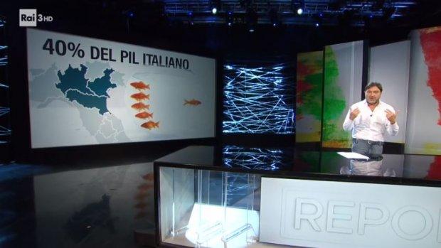 Operazione verità in Tv, anche Report scopre lo scippo al Sud