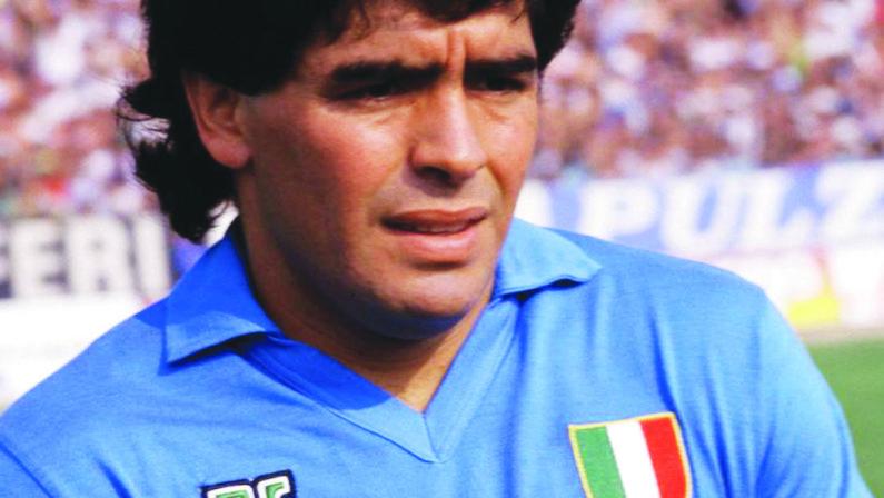 «Vi racconto l'umanità di Maradona»
