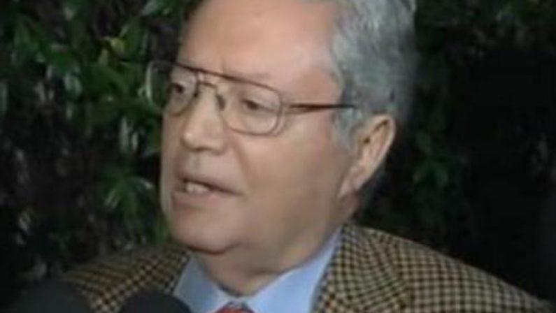 Regionali, l'ex governatore Nisticò passa con Callipo: «È la figura più indicata. Non ci sarà la lista col mio nome»