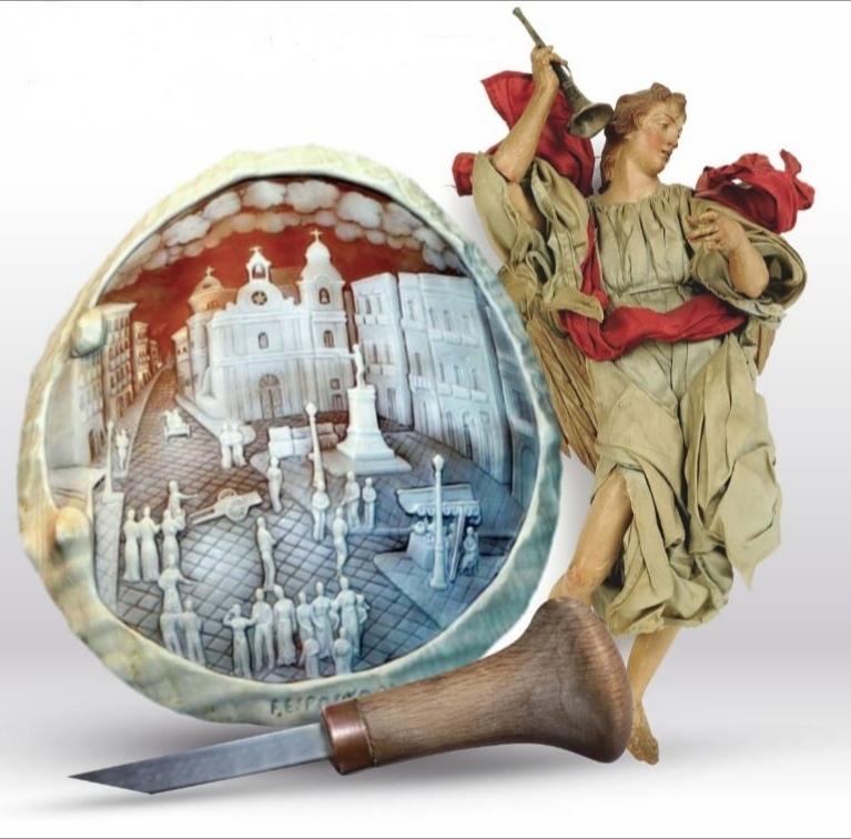 """Incisione, arte presepiale, pittura: l'artigianato torrese protagonista di """"Arte a Palazzo"""""""