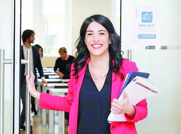 La giovane lucana premiata per il suo studio sulla condizione femminile
