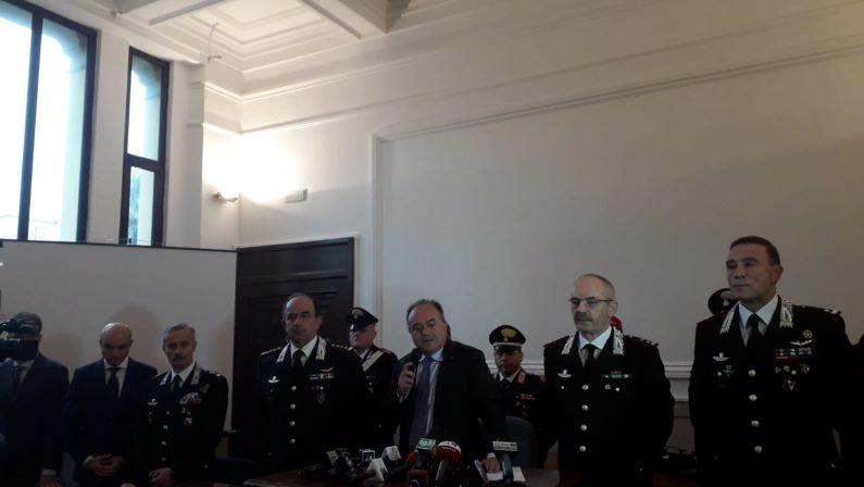 Operazione Rinascita Scott, prima udienza l'11 settembre nell'aula bunker di Rebibbia