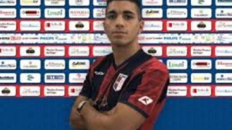 Incidente a Vibo, automobile si ribalta: ferito il calciatore Del Col