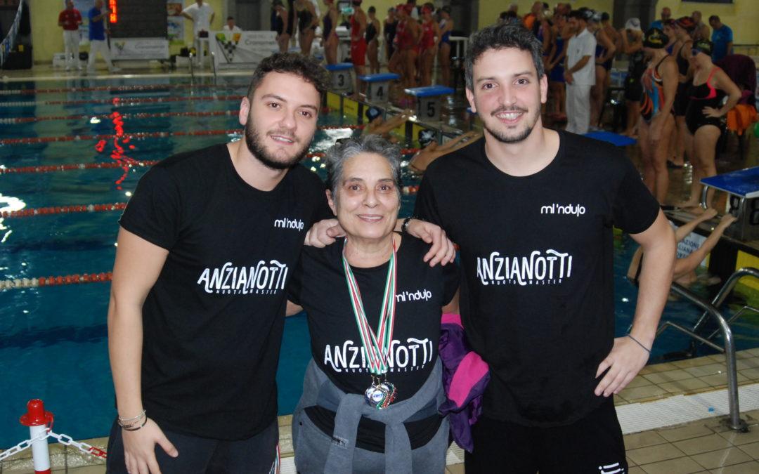 Daniele Maletta, Ester Nicita e Giovanni Mazzuca