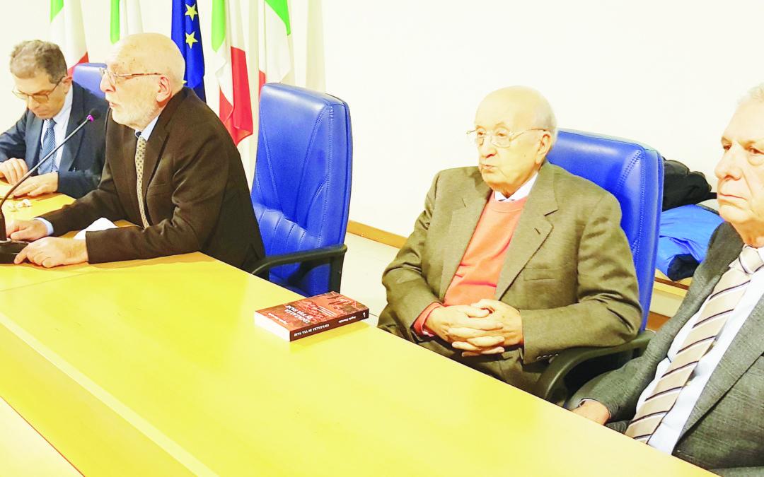 """Ieri la presentazione del libro di Picariello: """"De Mita nel mirino dei terroristi"""""""