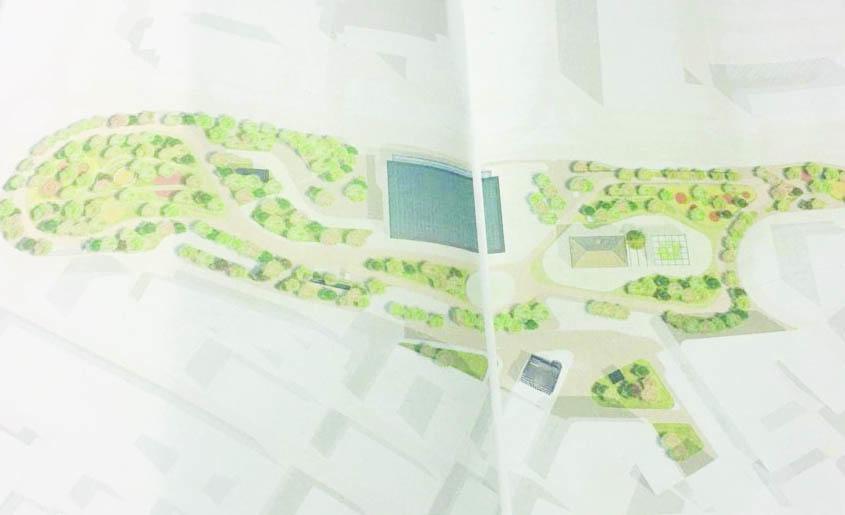 «Il progetto di piazza della Visitazione non è conforme al Prg»