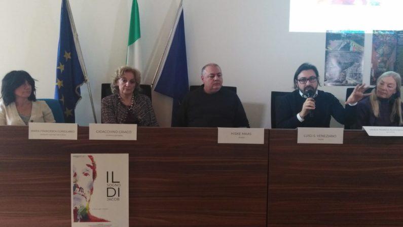 """Cinema, presentato alla Cittadella regionale """"Il sogno di Jacob"""", ispirato alla vita di Spatari"""