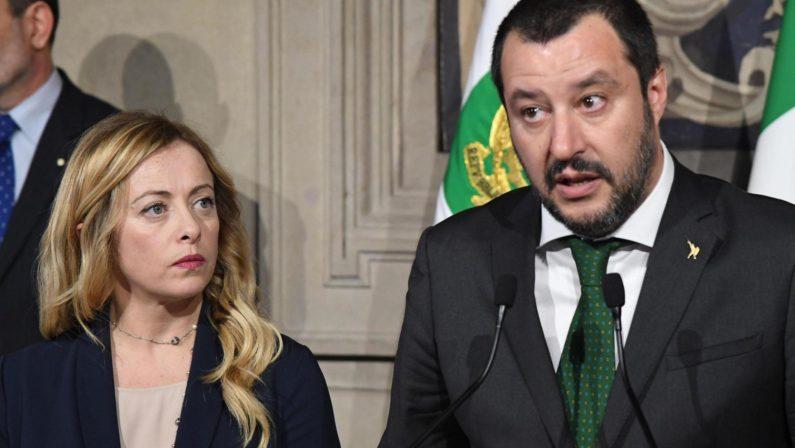 Regionali, Salvini: «La lista della Lega è pronta. Il candidato presidente? Non si può andare per le lunghe»